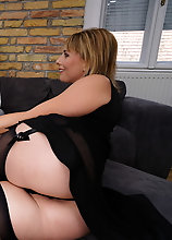 Horny Milf Loving Anal Sex With Her Toyboy Lover